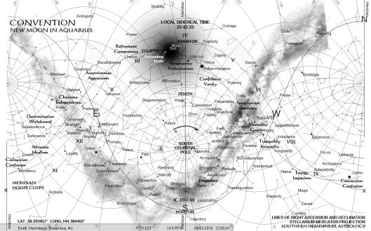 Aquarius New Mar09 South