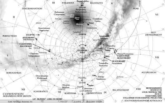 Aquarius New Mar09 SouthStereographic