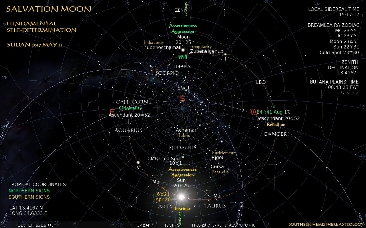Sensualist Moon El Hawata Underworld South May11