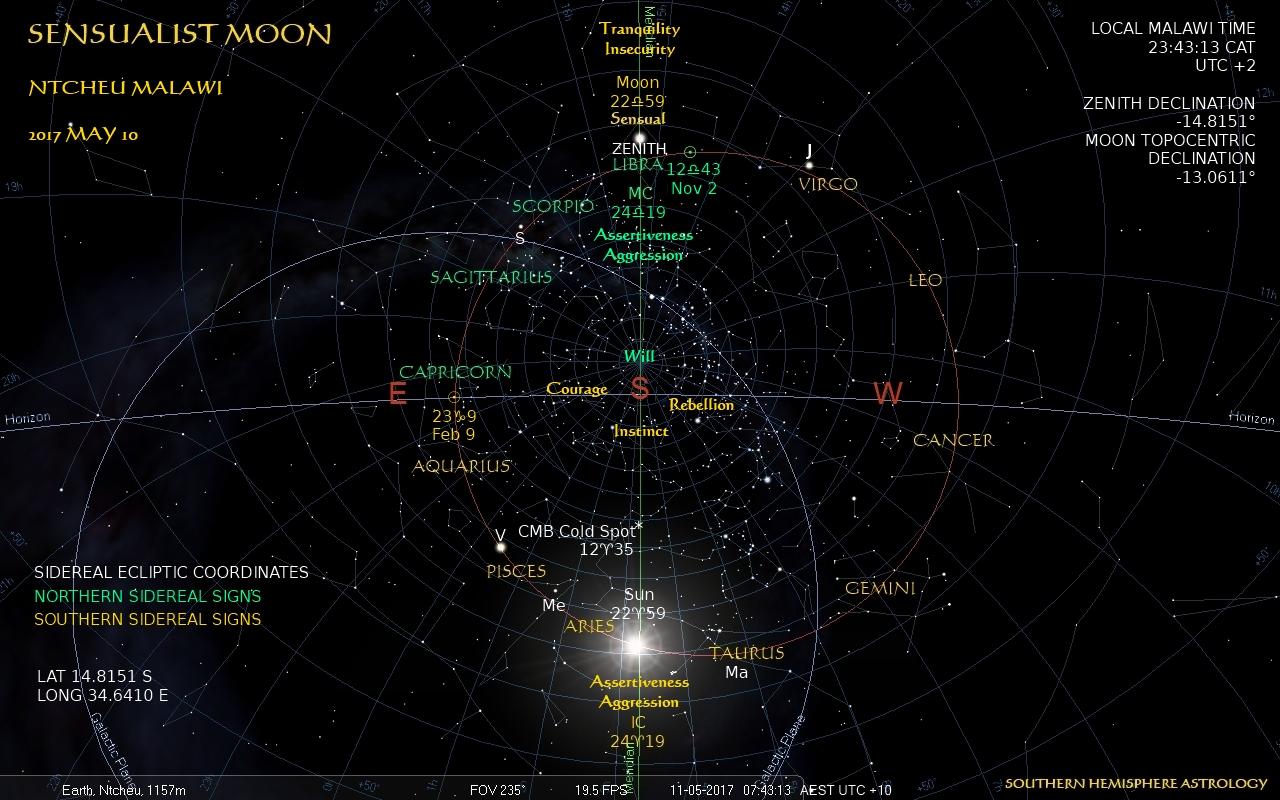 Sensualist Moon Ntcheu Underworld May10