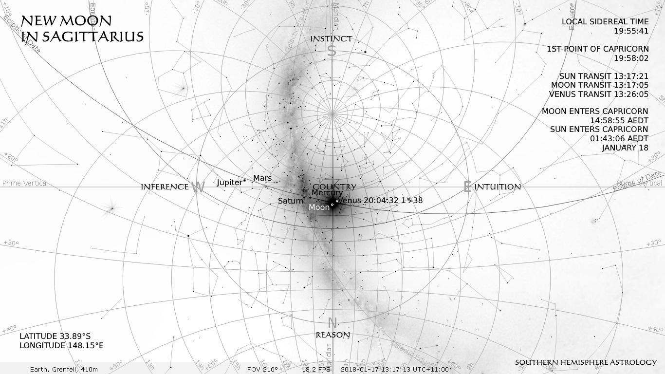 Sagittarius New Grenfell Jan17