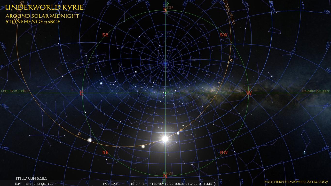 Kyrie Stonehenge Underworld 130BCE Julian Calendar Sep10