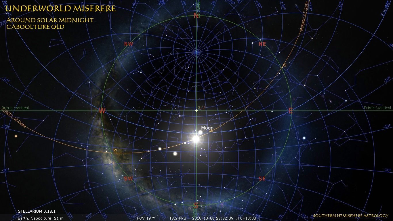 Virgo New Eve Solar Midnight Miserere Caboolture Underworld Oct08