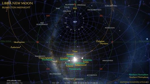 Libra New Busselton Underworld Solar Midnight Nov08