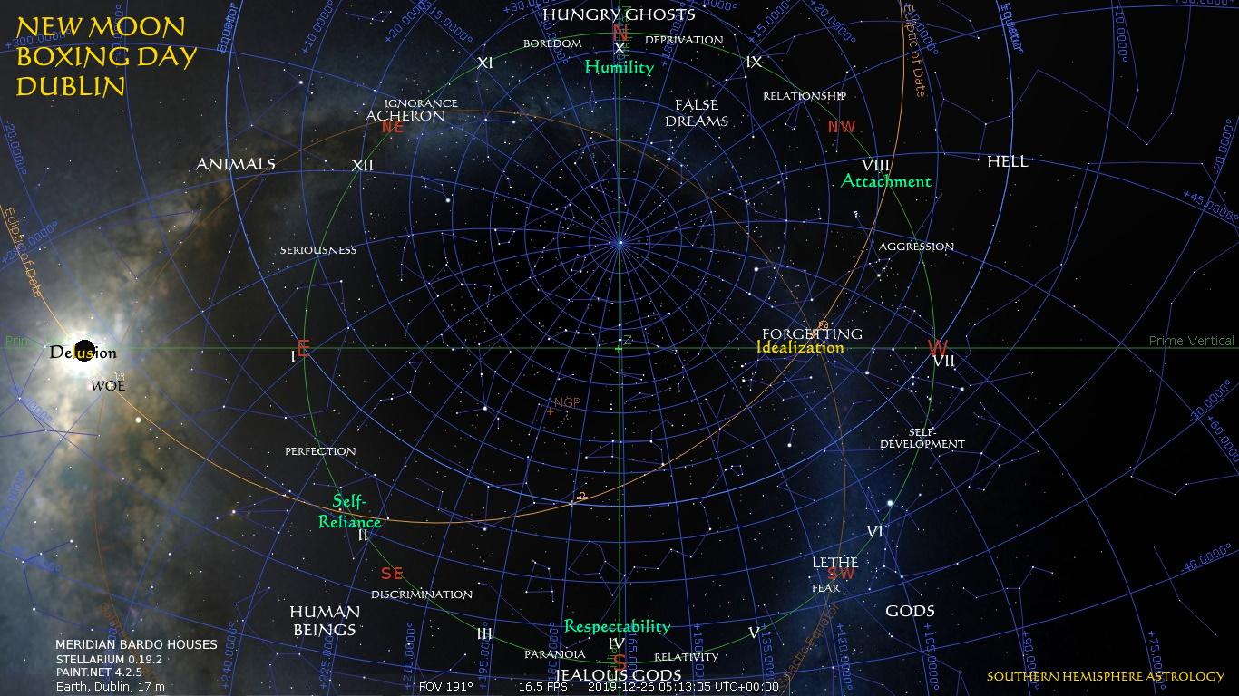 Sagittarius New Dublin Dec26