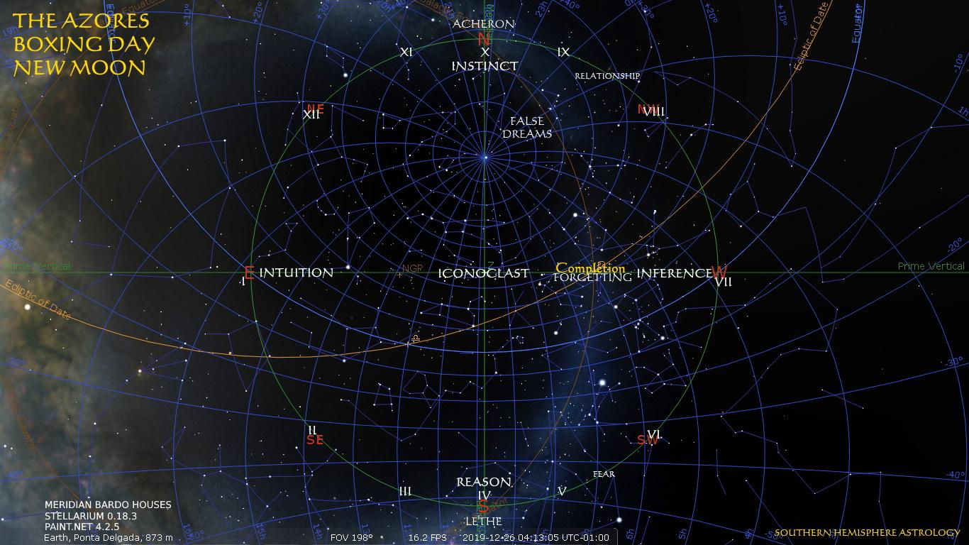 Sagittarius New Iconoclast Azores Dec26