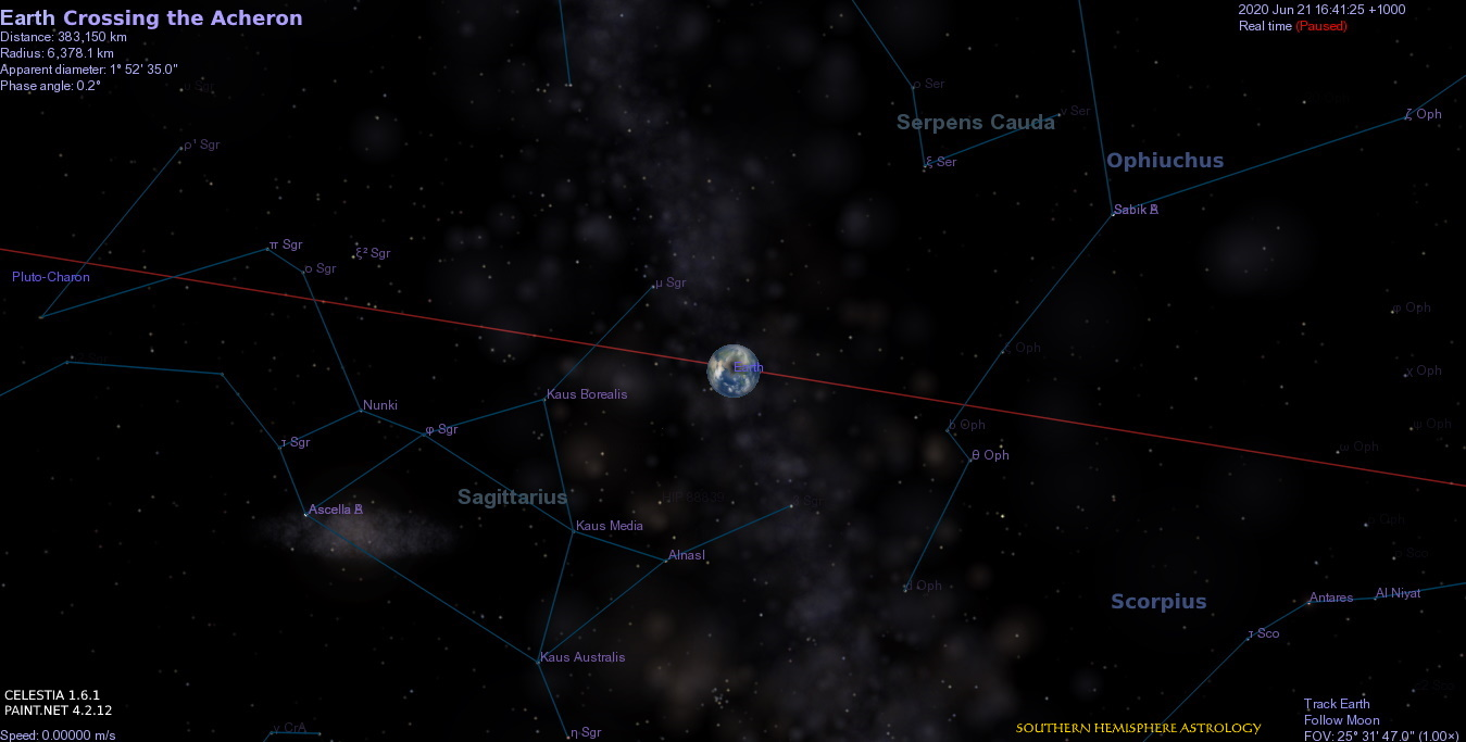 Gemini New Full Earth Constellations